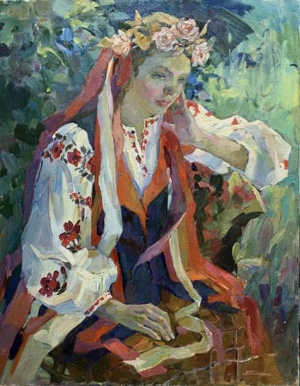 «Одарка» 1991 - Титаренко Мария Анатольевна