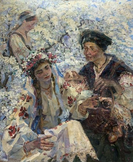 «Невеста» 1995 - Титаренко Мария Анатольевна