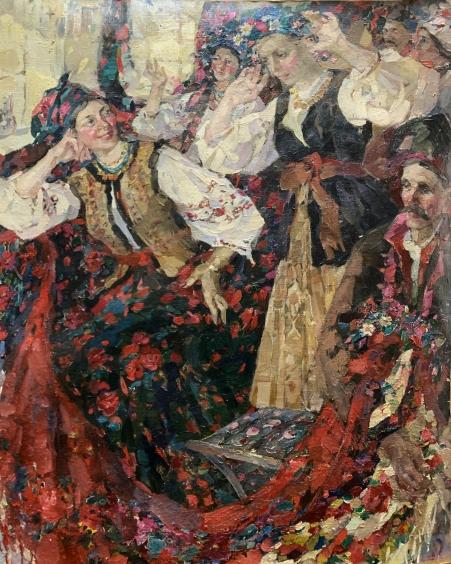 «Невеста» 1980 е - Титаренко Мария Анатольевна