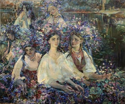 «Ой на Ивана, да на Купала» 1980 е - Титаренко Мария Анатольевна