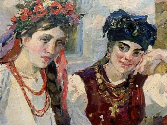 «Возле дома»-Титаренко Дарья Анатольевна