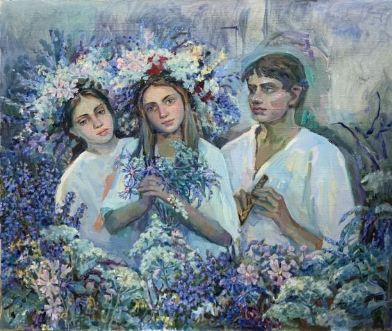 «Ой на Ивана, да на Купала» 1990 е  - Титаренко Мария Анатольевна