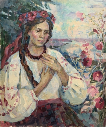 «Замріяна Катерина» 1995 - Титаренко Дарья Анатольевна