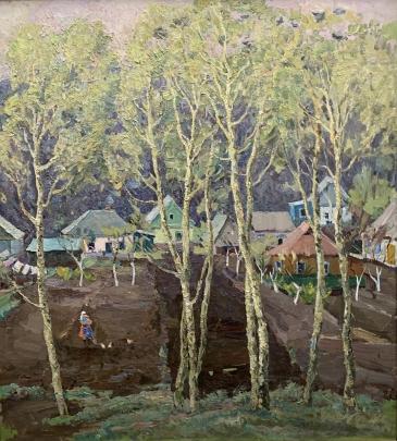 «Ранняя Весна» 1986 - Покатаева Наталья Алексеевна