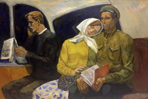 «Двое..» 1967 - Туранский Александр Алексеевич