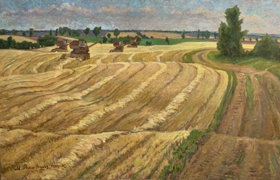 «Золотая Нива» 1980 - Романишин Михаил Николаевич