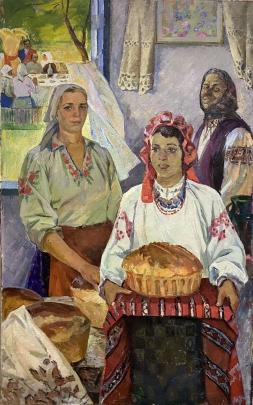 «Хлеб. Три поколения» 1964 - Сытник Владимир Иванович