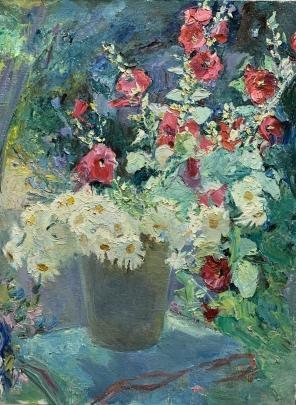 «Полевые цветы» 1989 - Титаренко Дарья Анатольевна