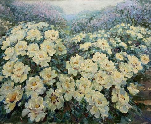 «Жасмин цветет» 1990 е - Титаренко Мария Анатольевна