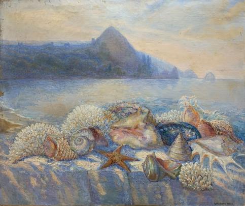 «Утро на море» 2004 - Титаренко Дарья Анатольевна
