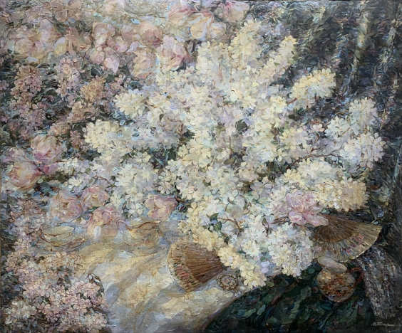 «Яблоневое марево» 1999 - Титаренко Мария Анатольевна