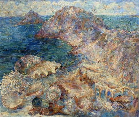 «Утро на море» 1990 е - Титаренко Мария Анатольевна