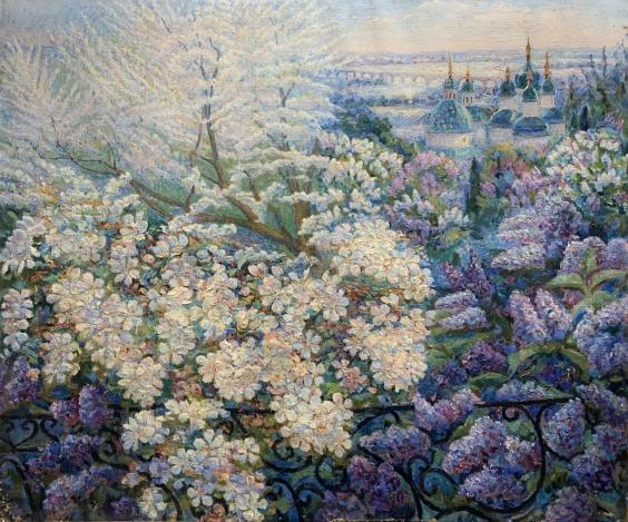 «Цветет Сирень» 1990 е  - Титаренко Дарья Анатольевна