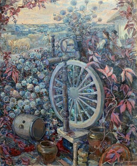 «Чумацкий шлях» 1997 - Титаренко Дарья Анатольевна