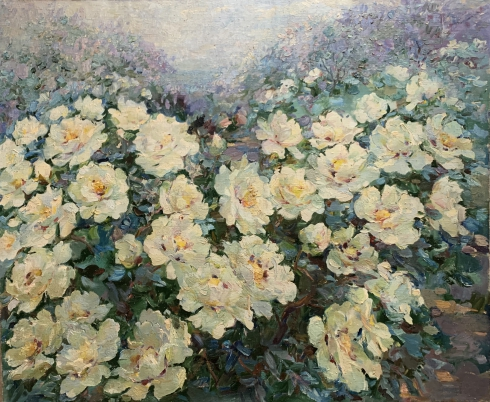 «Цветет Жасмин» 1990 е - Титаренко Мария Анатольевна