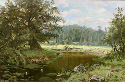 «У реки» 1971 - Непийпиво Василий Игнатьевич