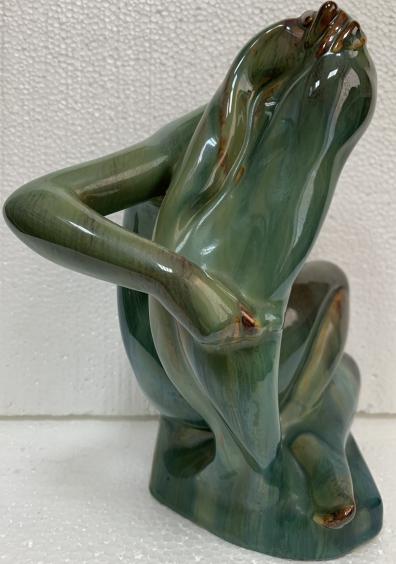 Декоративная статуэтка «Девушка» ЛКСФ-Декоративная статуэтка «Девушка» ЛКСФ