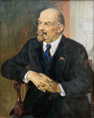 «Вождь Революции — В.И. Ленин» 1983 - Кулик Иван Анисимович