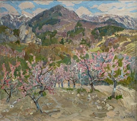 «Молодой сад» 1984 - Кокин Михаил Александрович