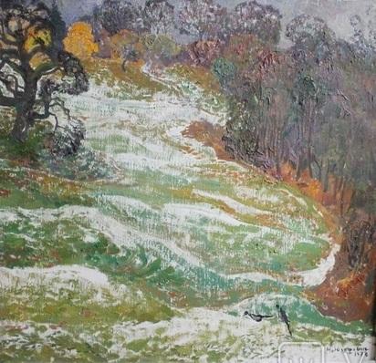 «Первый снег» 1978 - Юзефович Наталья Владимировна