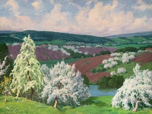 «Цветут сады» 1981 - Назаренко Александр Григорьевич
