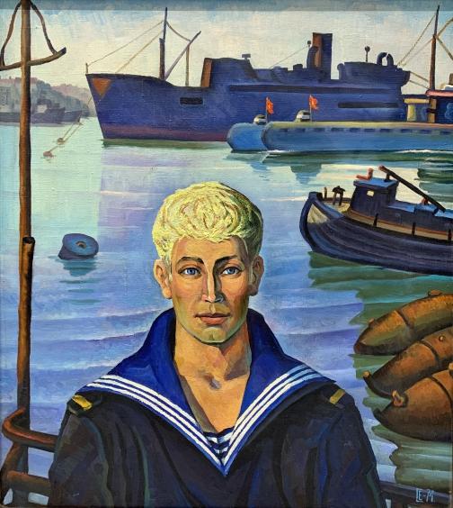 «Подводник Борис Марков» 1974 - Скорлупин Евгений Петрович
