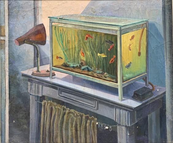 «Рыбки» 1970 е - Скорлупин Евгений Петрович